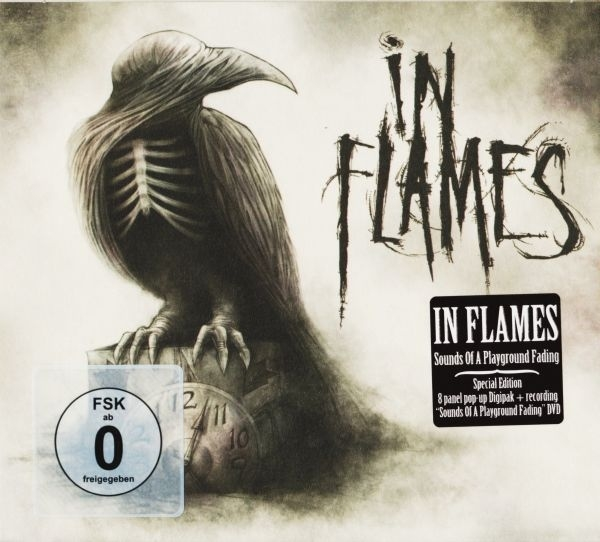 In Flames Sounds of a Playground Fading cover art