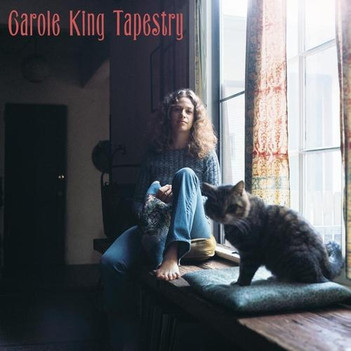 Carole King Tapestry cover art
