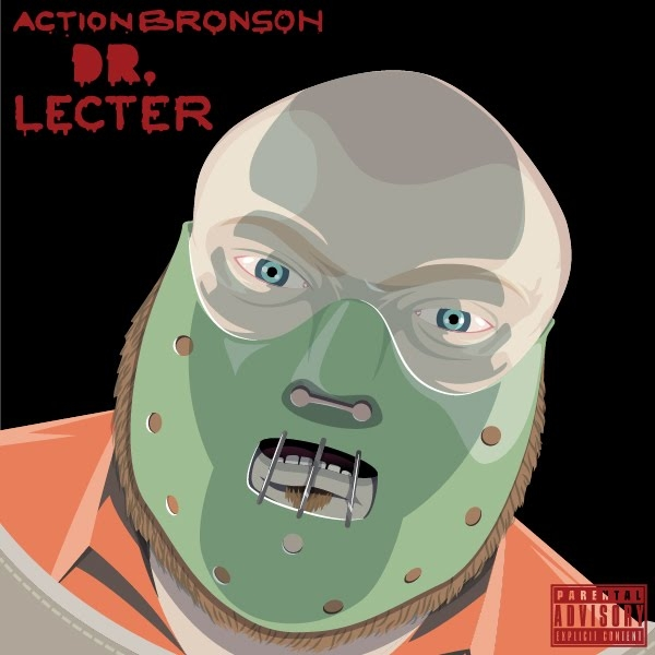 Action Bronson Dr. Lecter cover art