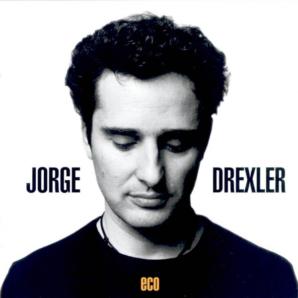 Jorge Drexler Eco cover art