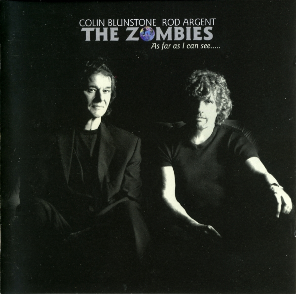 The Zombies As Far as I Can See..... cover art