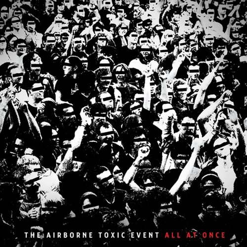 The Airborne Toxic Event All at Once cover art