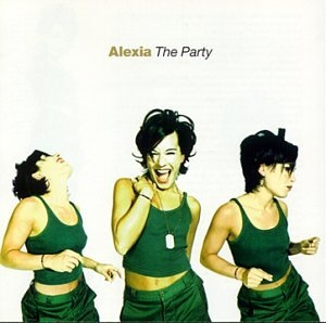 Alexia The Party cover art