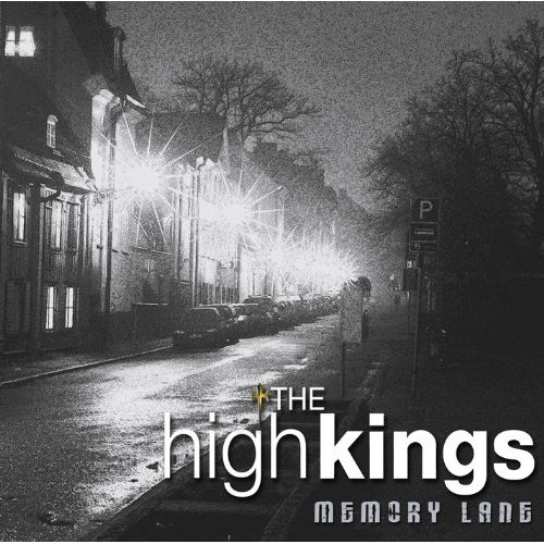 The High Kings Memory Lane cover art