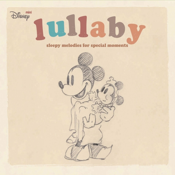 Fred Mollin Disney's Lullaby Album Volume 2 cover art