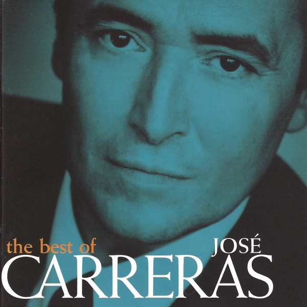 José Carreras The Best of Jose Carreras cover art