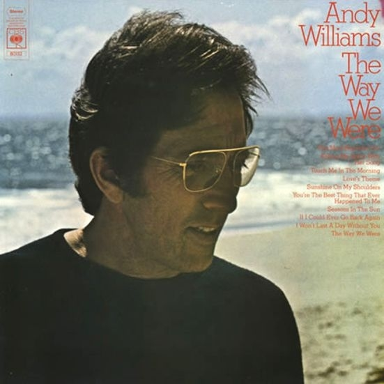 Andy Williams The Way We Were Cover Art