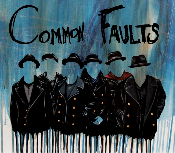 The Silent Comedy Common Faults cover art