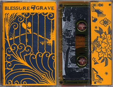Blessure Grave Unknown Blessures Cover Art