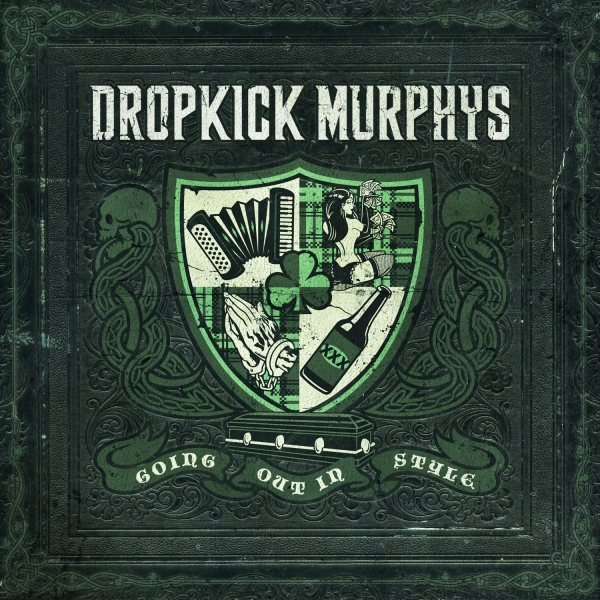 Dropkick Murphys Going Out in Style cover art