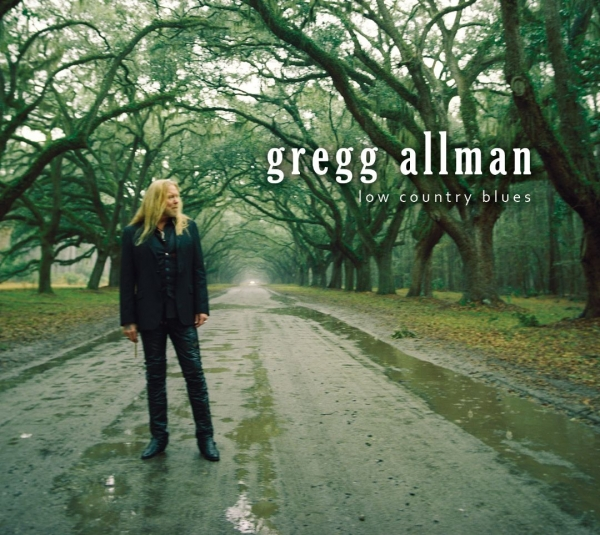 Gregg Allman Low Country Blues Cover Art