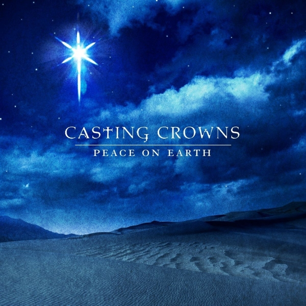Casting Crowns Peace on Earth Cover Art