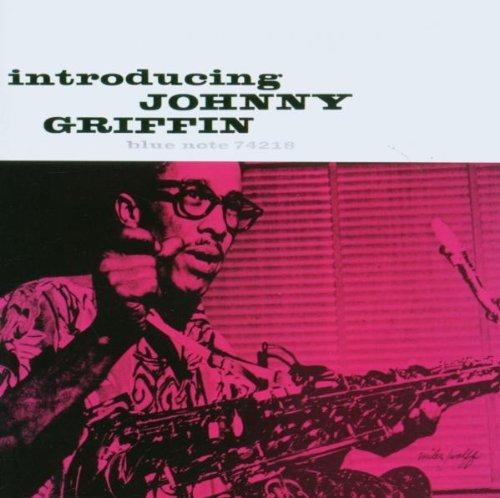 Johnny Griffin Introducing Johnny Griffin cover art
