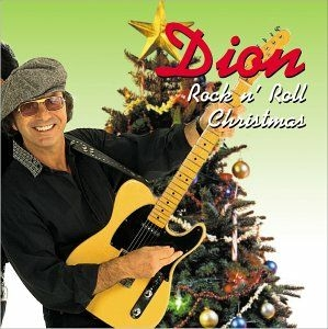 Dion Rock 'n' Roll Christmas cover art