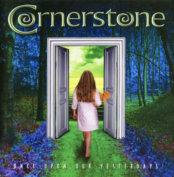 Cornerstone Once Upon Our Yesterdays cover art