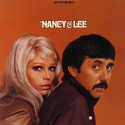 Nancy Sinatra & Lee Hazlewood Nancy & Lee Cover Art