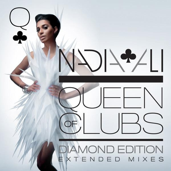 Nadia Ali Queen of Clubs Trilogy: Diamond Edition cover art