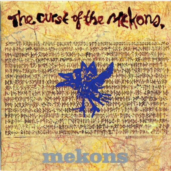 The Mekons The Curse of The Mekons Cover Art