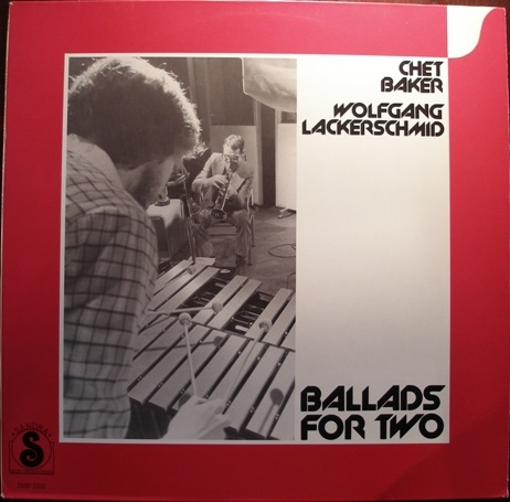 Wolfgang Lackerschmid Ballads for Two cover art