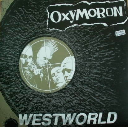 Oxymoron Westworld cover art