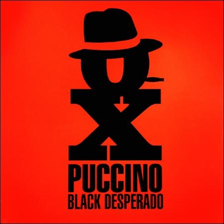 Oxmo Puccino Black Desperado Cover Art