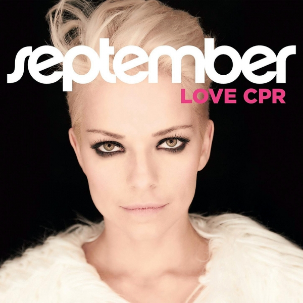 September Love CPR cover art