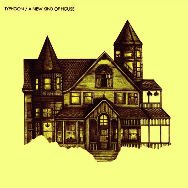 Typhoon A New Kind of House cover art