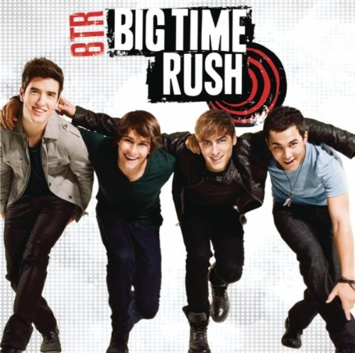 Big Time Rush BTR cover art