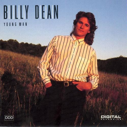 Billy Dean Young Man cover art