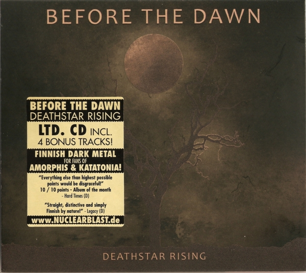 Before the Dawn Deathstar Rising cover art