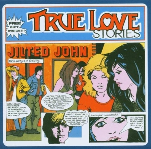 Jilted John True Love Stories cover art