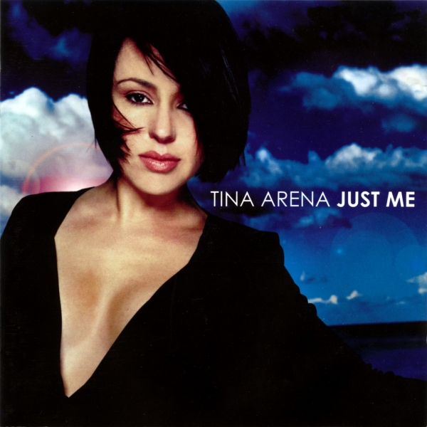 Tina Arena Just Me cover art