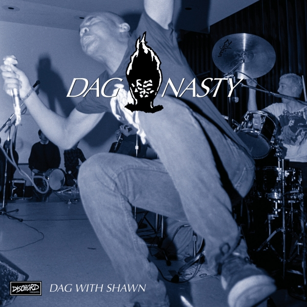 Dag Nasty Dag With Shawn Cover Art