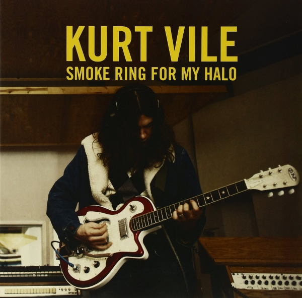 Kurt Vile Smoke Ring for My Halo cover art
