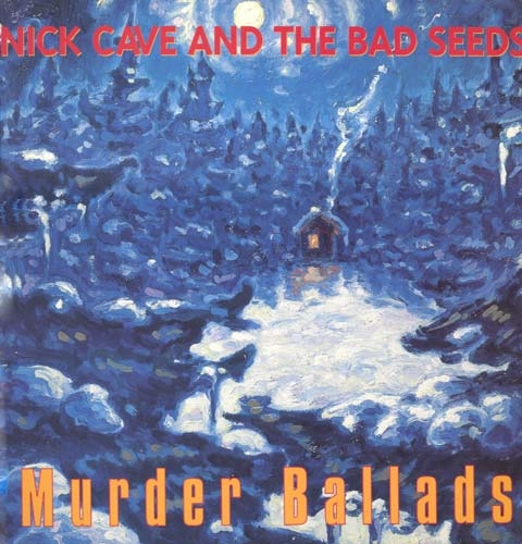 Nick Cave & the Bad Seeds Murder Ballads cover art