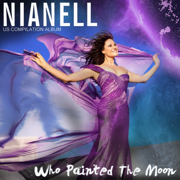 Nianell Who Painted the Moon? Cover Art