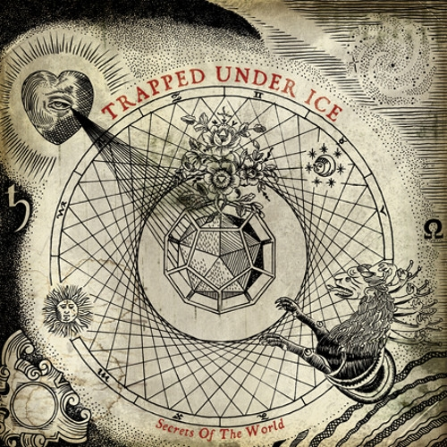 Trapped Under Ice Secrets of the World cover art