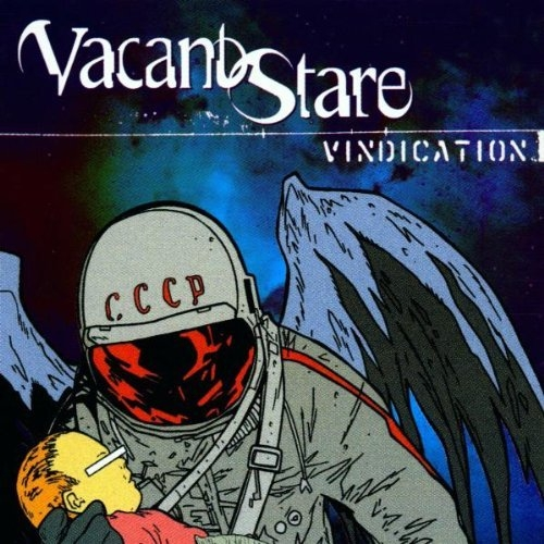 Vacant Stare Vindication cover art