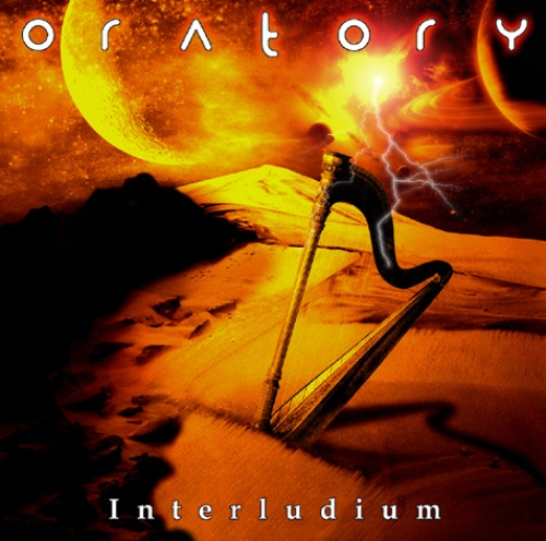 Oratory Interludium Cover Art