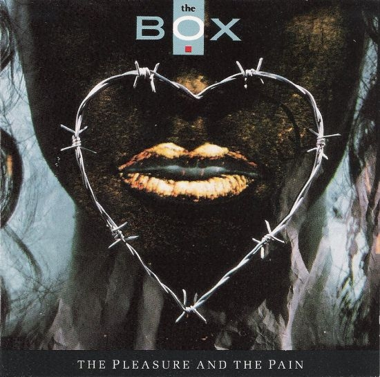 The Box The Pleasure and the Pain cover art