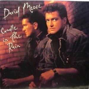 David Meece Candle In The Rain cover art