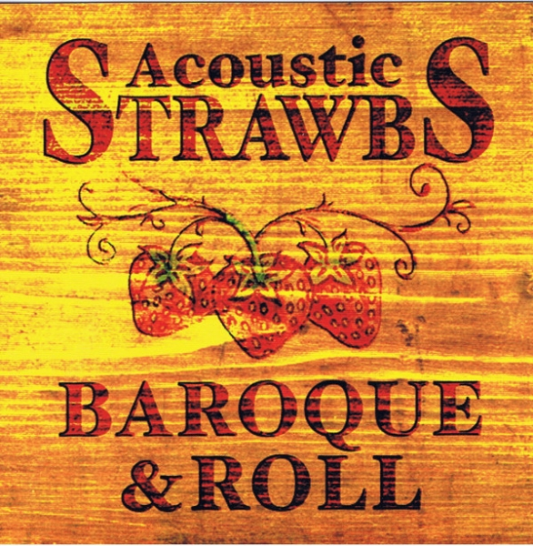 Strawbs Acoustic Strawbs - Baroque & Roll cover art