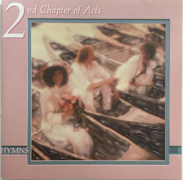 2nd Chapter of Acts Hymns Cover Art