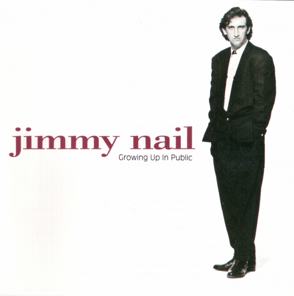 Jimmy Nail Growing Up In Public cover art
