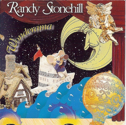 Randy Stonehill Wonderama Cover Art