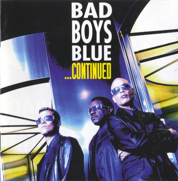 Bad Boys Blue ...continued cover art