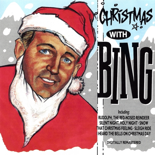 Bing Crosby Christmas With Bing Cover Art