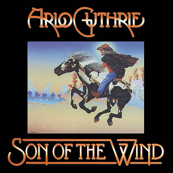 Arlo Guthrie Son of the Wind cover art