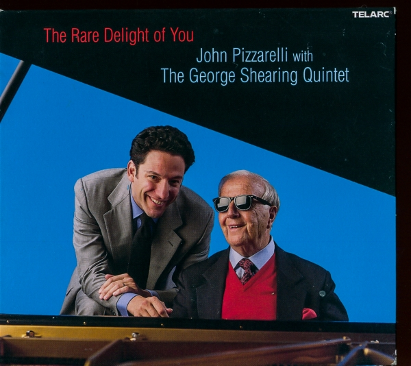 The George Shearing Quintet The Rare Delight of You cover art