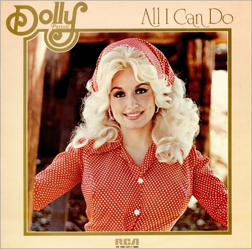 Dolly Parton All I Can Do cover art
